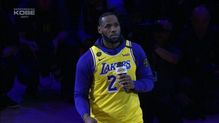NBA: LeBron James zrobił to dla swojej córki