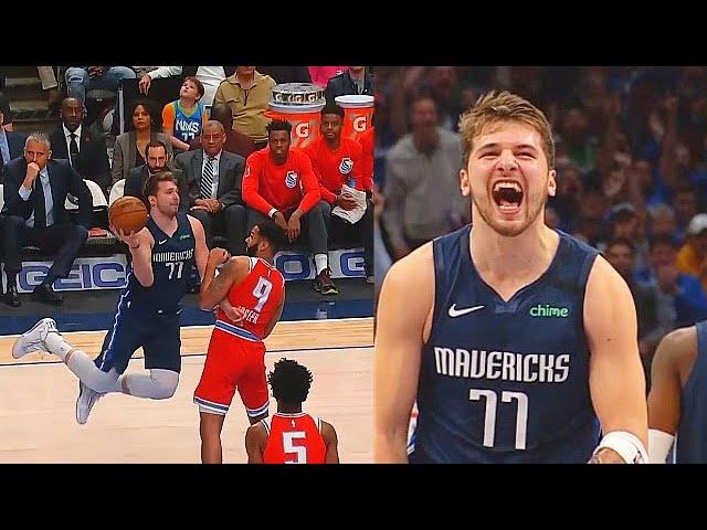 NBA: Doncić wrócił po dwóch tygodniach i znów błyszczy!