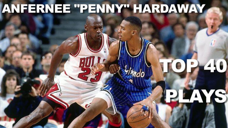 Penny Hardaway – kiedyś wielki gracz, a dziś odjazdowy trener!
