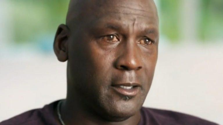 NBA: Czy żółte oczy Michaela Jordana mogą świadczyć o chorobie?