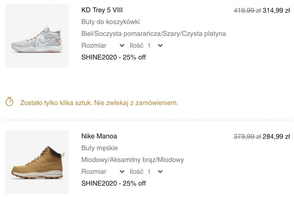 Buty Nike Za Polowe Ceny Black Friday Probasket